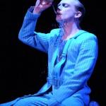 Michael Berner als Male Chorus