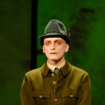 Michael Berner als Walther